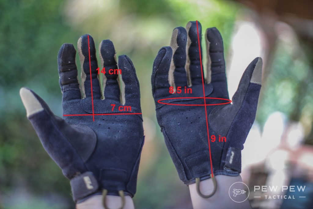 My Glove Sizing