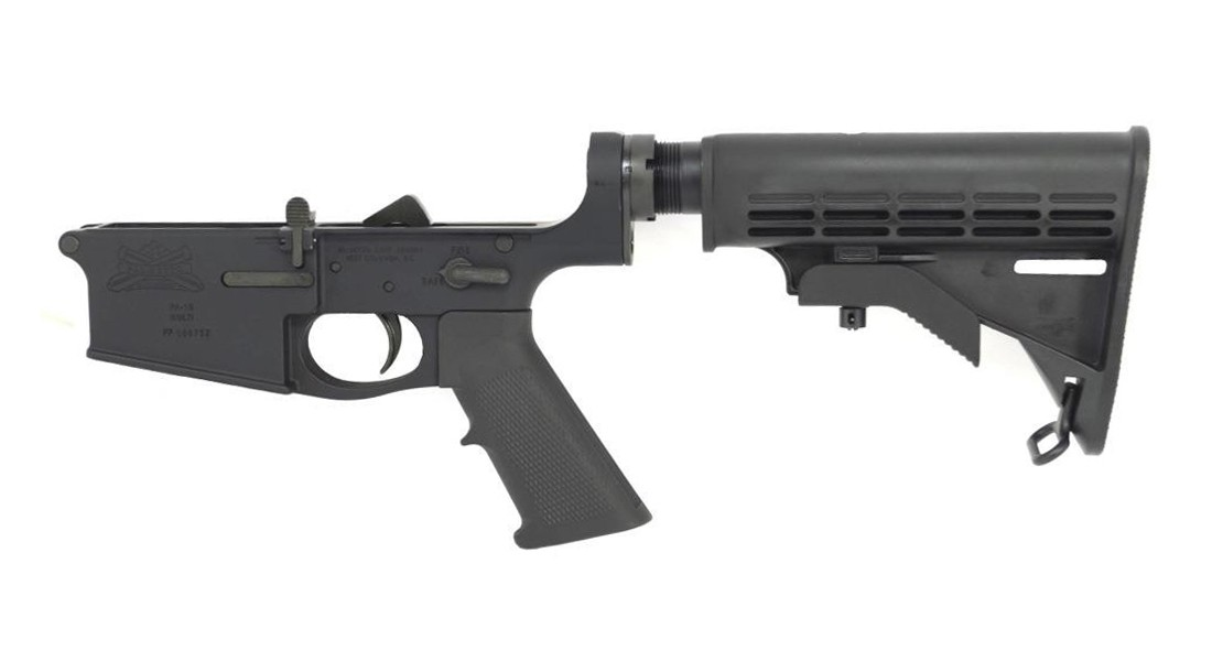 PSA AR-10 Complete Lower