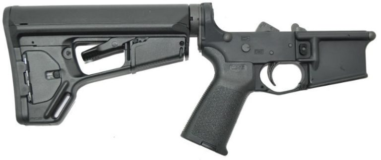 Best AR-15 Lower Parts Kits - Pew Pew Tactical