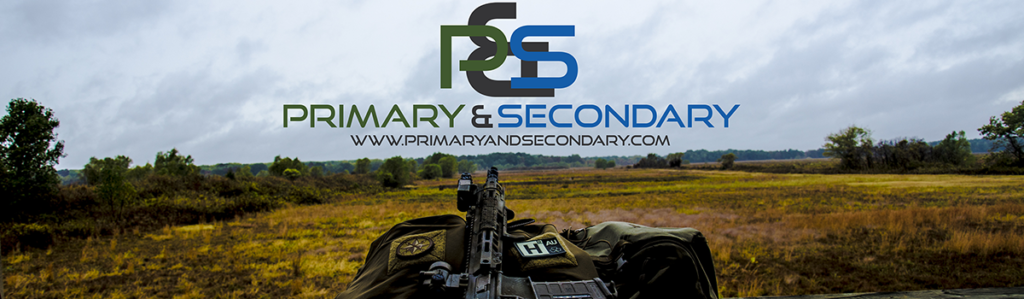 Primary and Secondary banner