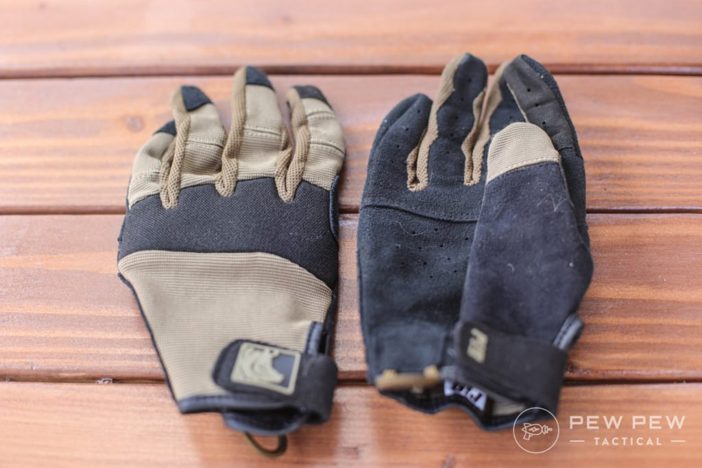 SKD FDT Alpha, Gloves