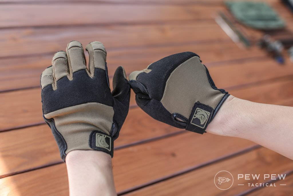 SKD FDT Alpha Gloves