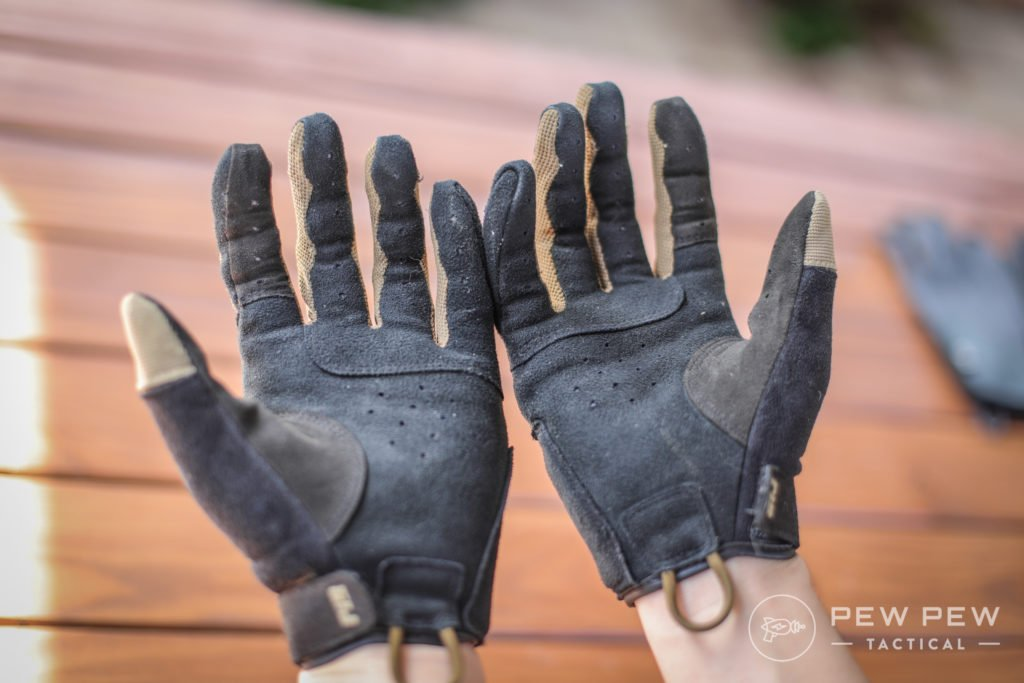 SKD FDT Alpha Gloves, Palm
