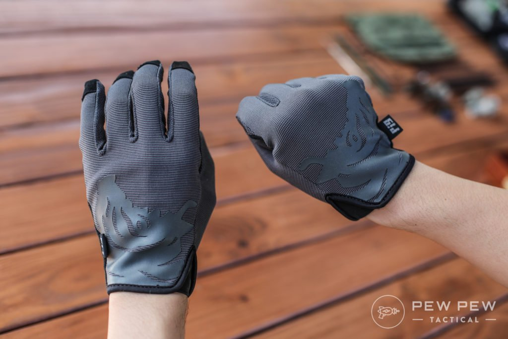 SKD FDT Delta Gloves, Fit