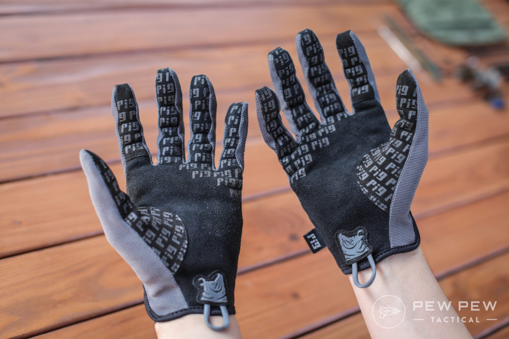 SKD FDT Delta Gloves, Palm