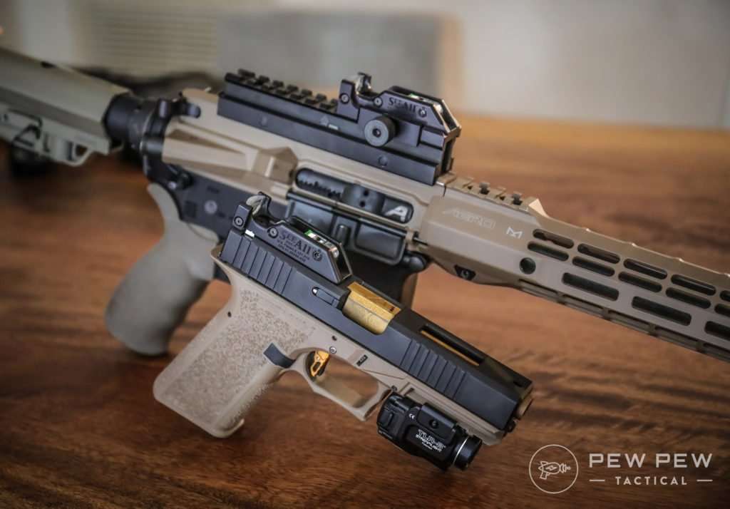 SeeAll Open Sight [Review] - Pew Pew Tactical