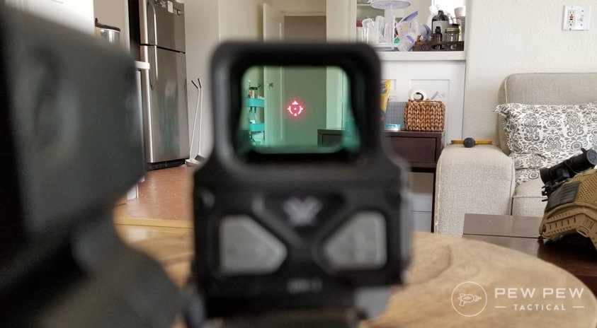 Vortex UH-1 Reticle