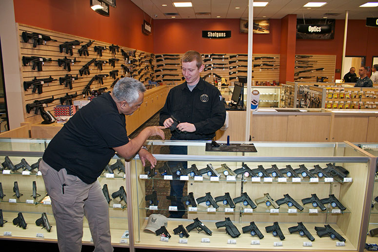 A Virginia gun store where dreams come true