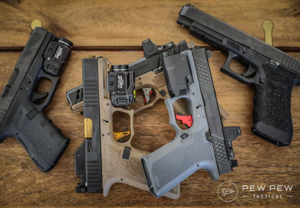 7 Best Aftermarket Glock Barrels [2019] - Pew Pew Tactical