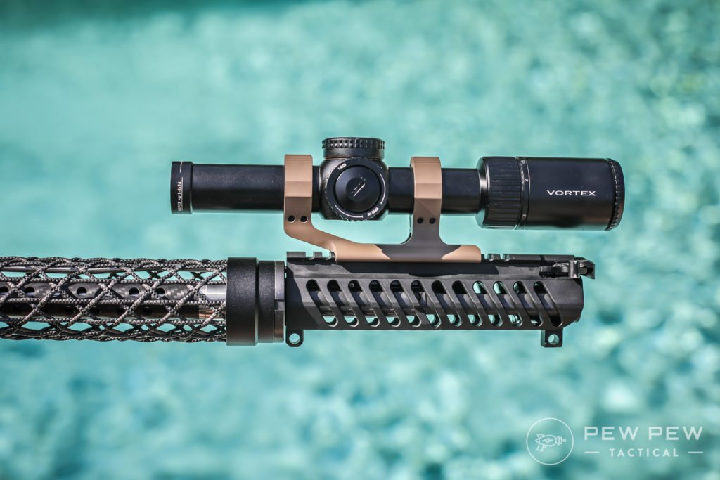 F1 Firearms Upper with Vortex PST II