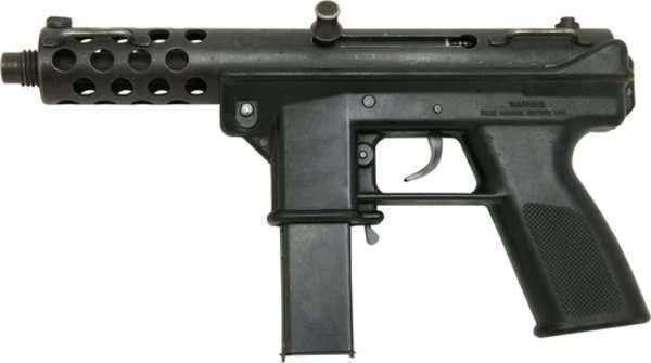 """Hawaiian """"Assault pistol"""""""
