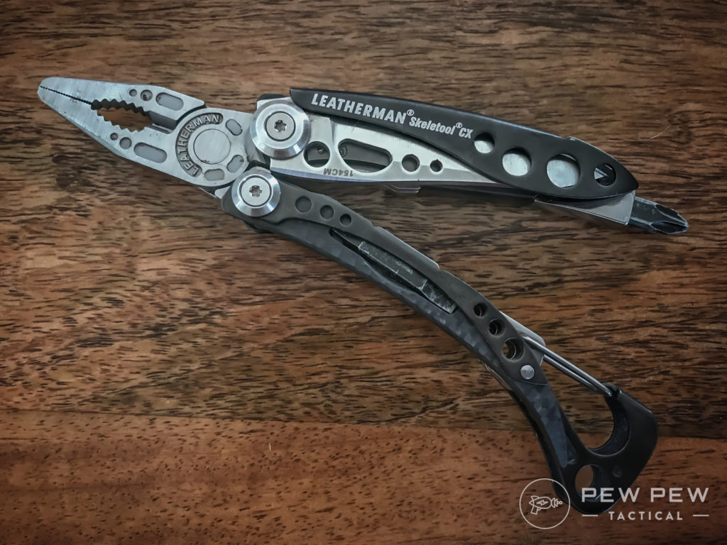Leatherman Skeletool CX Pliers