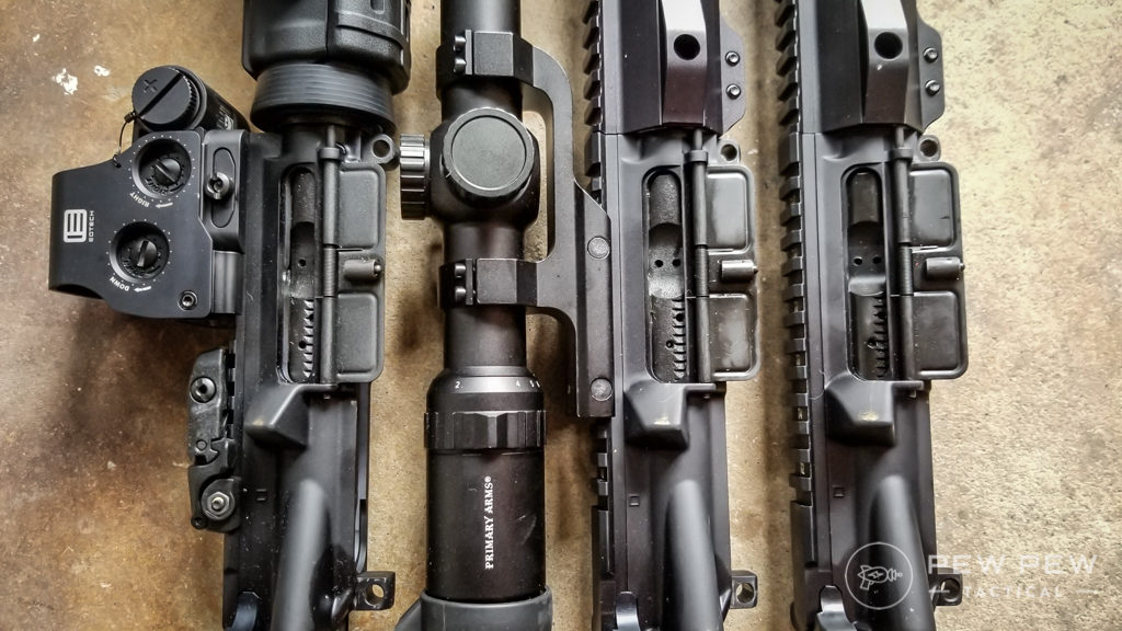PSA Upper Receivers