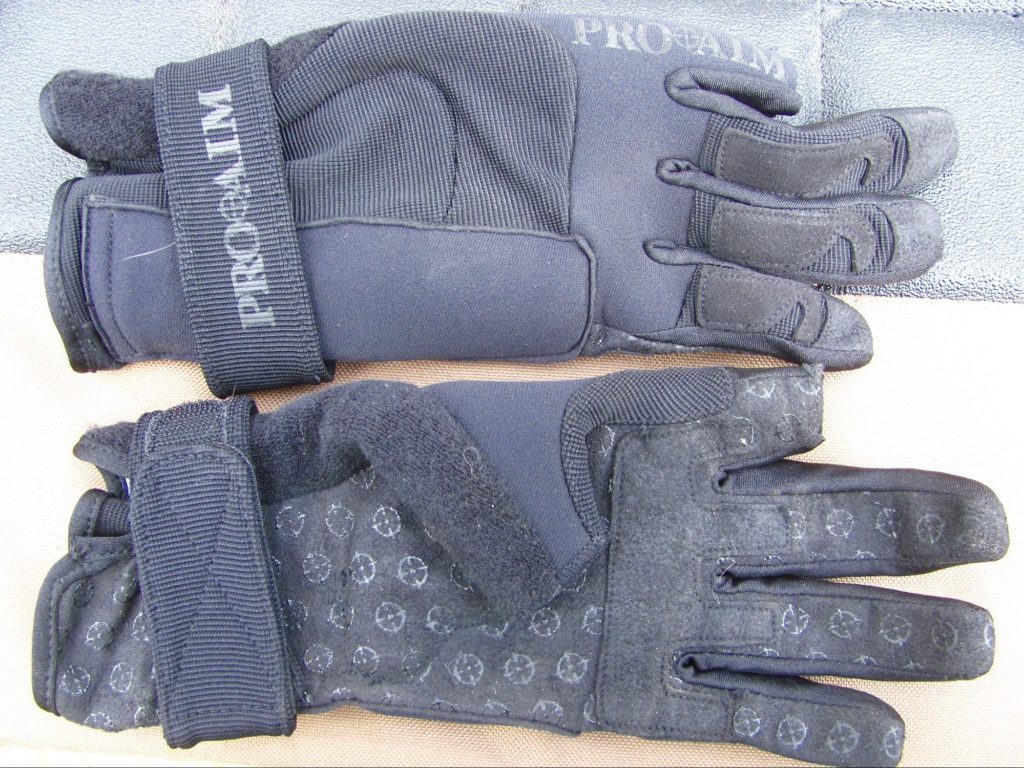 Pro Aim Shooting Gloves