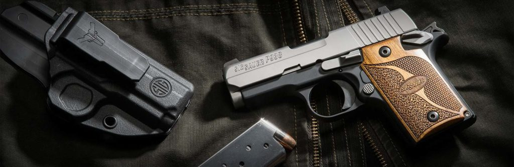 Sig P938 from Sig Sauer