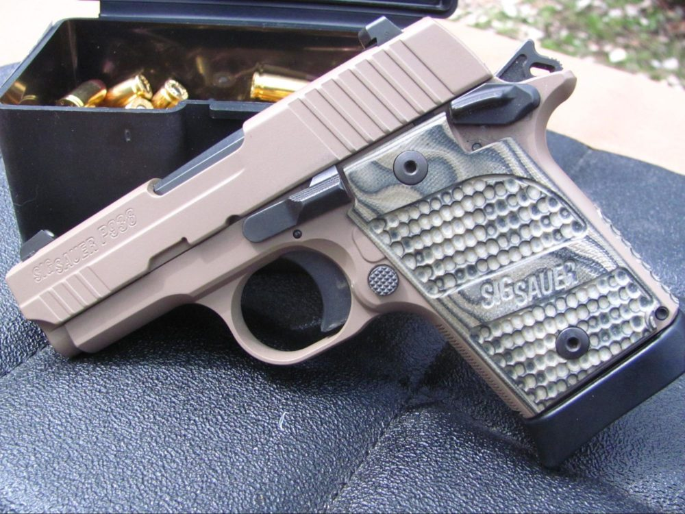 Review] Sig Sauer P938: Tiny 9mm 1911 Goodness? - Pew Pew