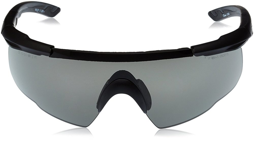 Wiley X Saber Advanced Shooting Glasses