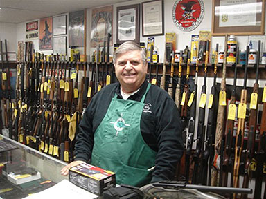 Your friendly local Vermont gun dealer.