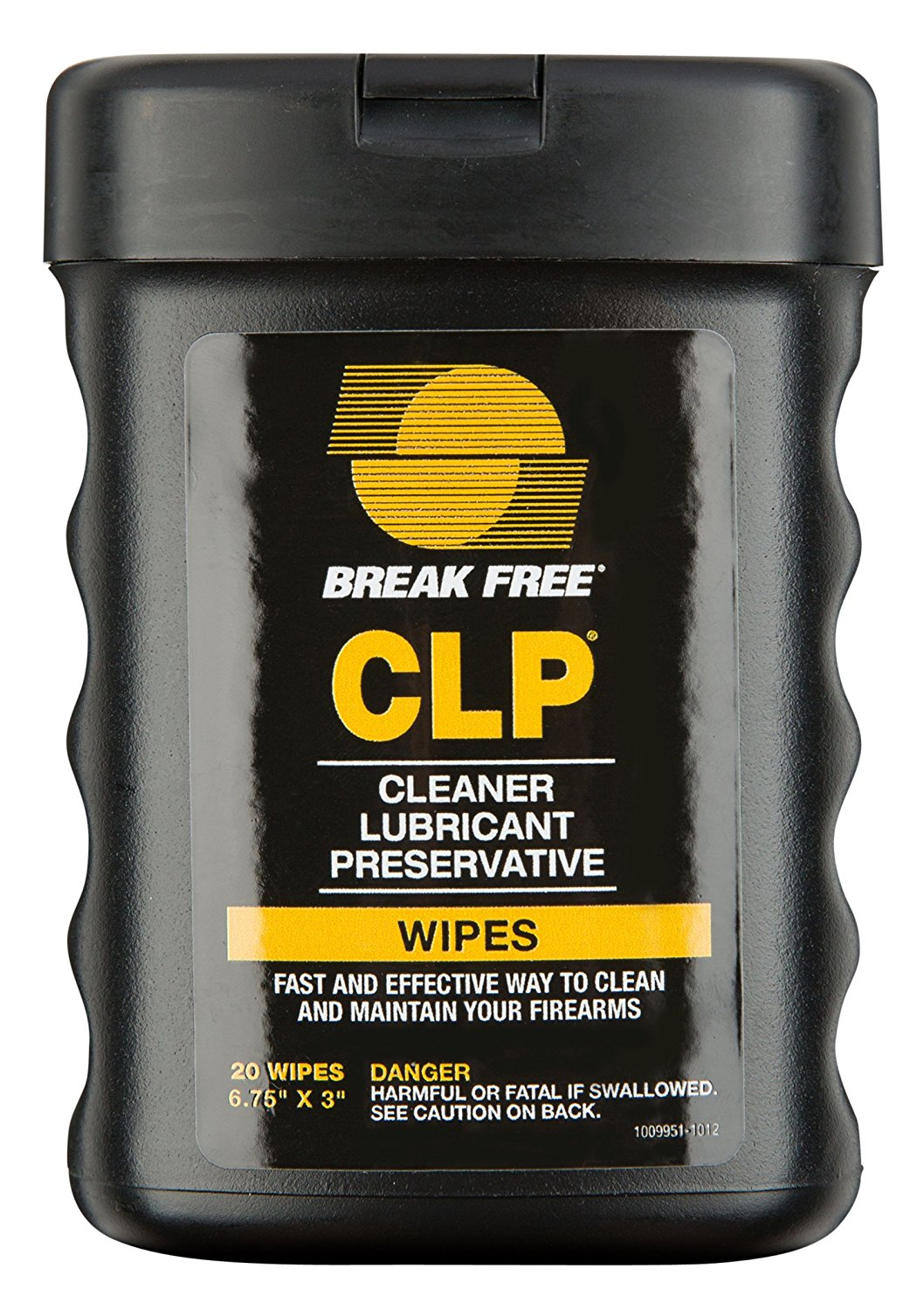 CLP Break-Free Wipes