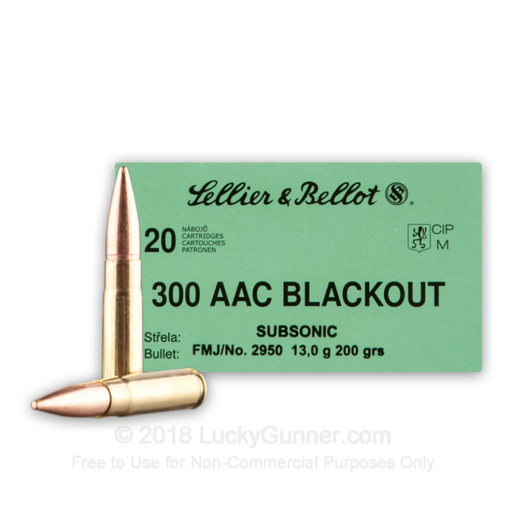 Best  300 Blackout Ammo [2019]: Self Defense, Hunting, Target - Pew