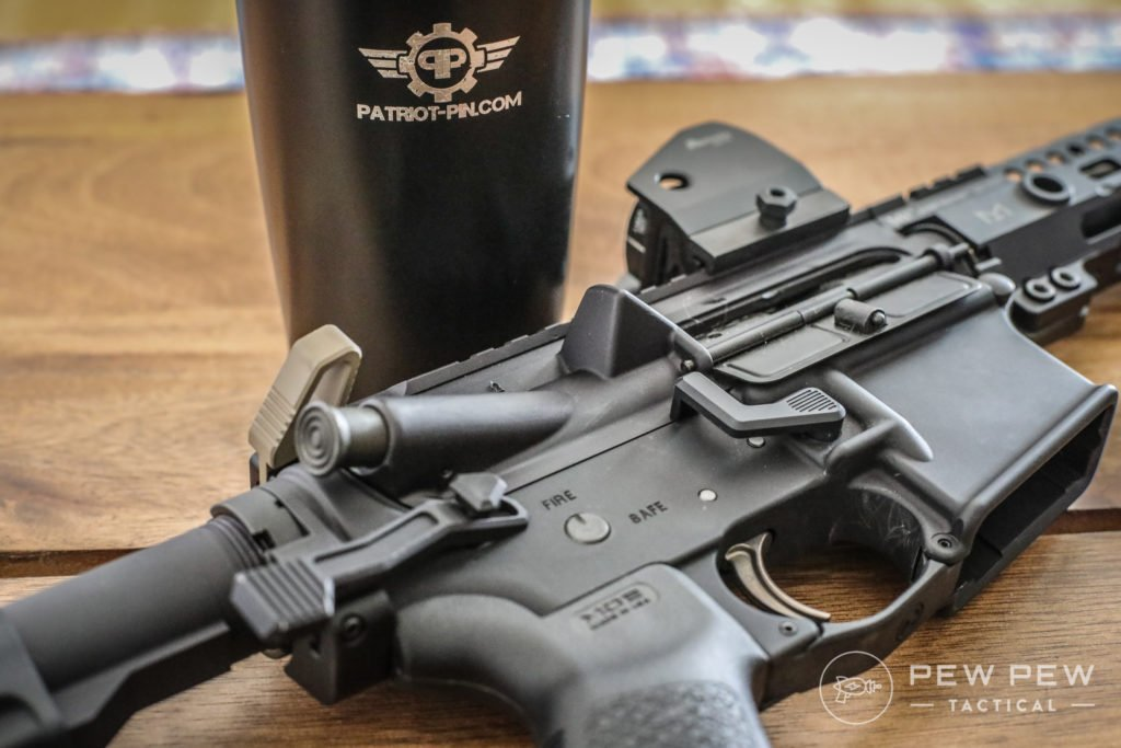Best AR-15 Bullet Button: AR MagLock+Patriot Pin 2 0 [Review