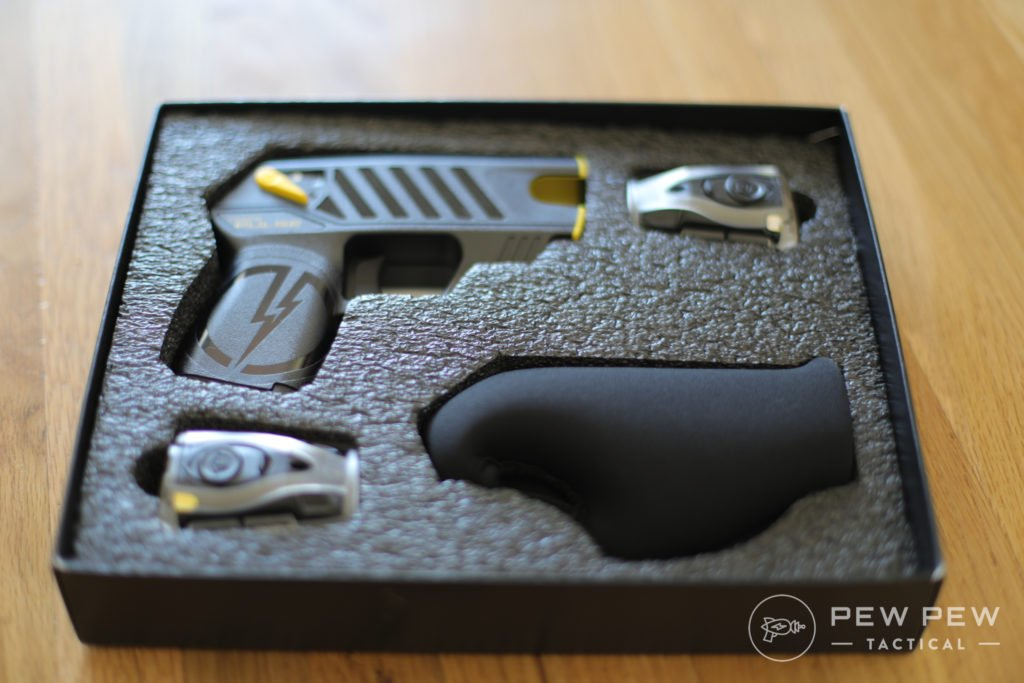 Taser Pulse Unboxing