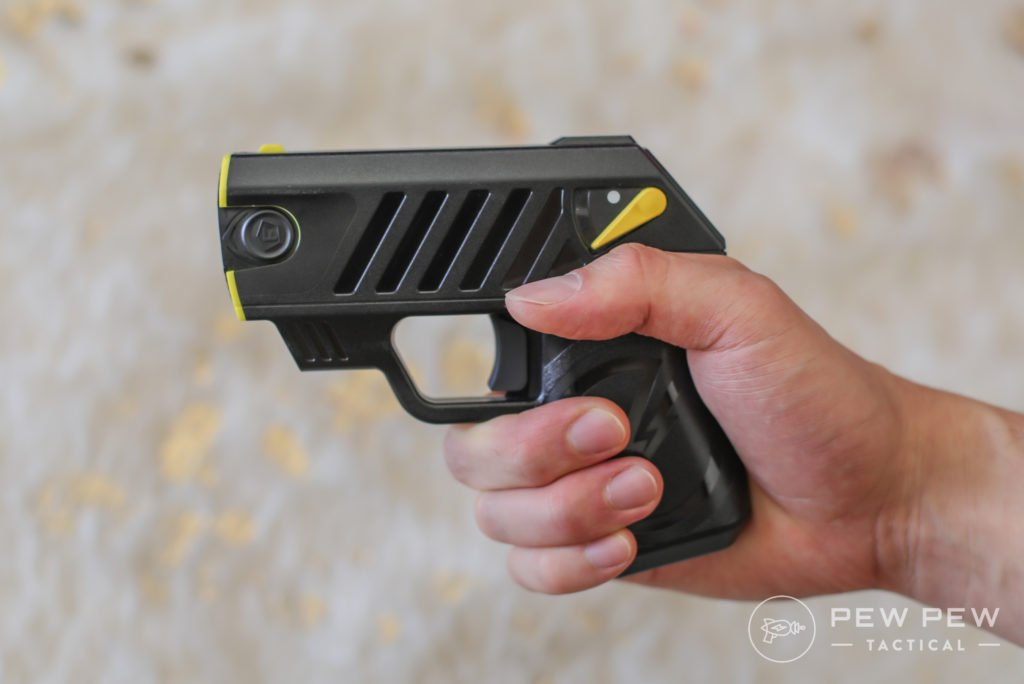 Taser Pulse Grip, Me