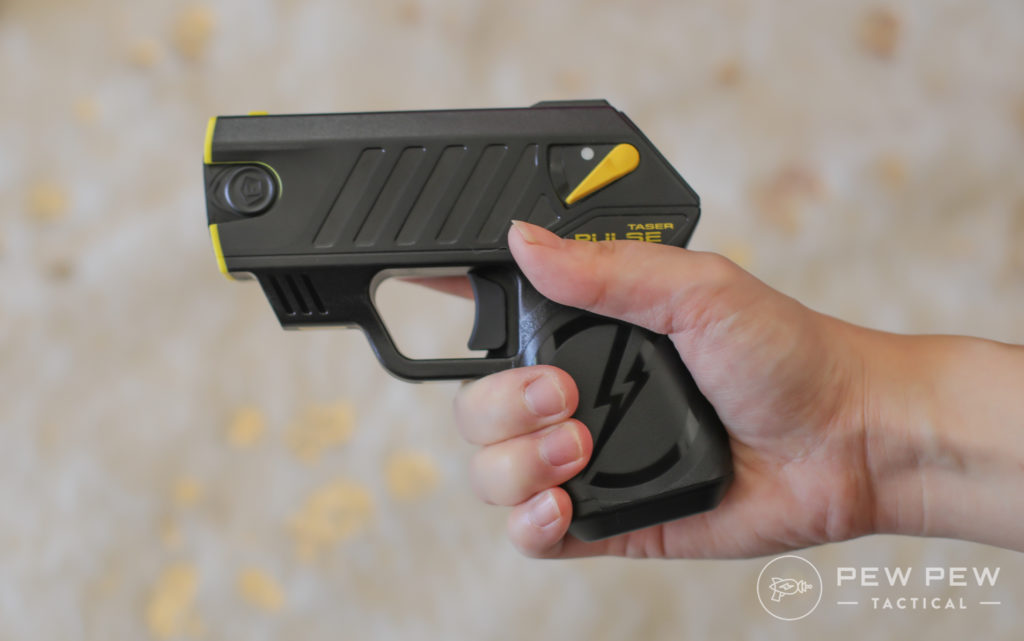 Taser Pulse Grip, Wife