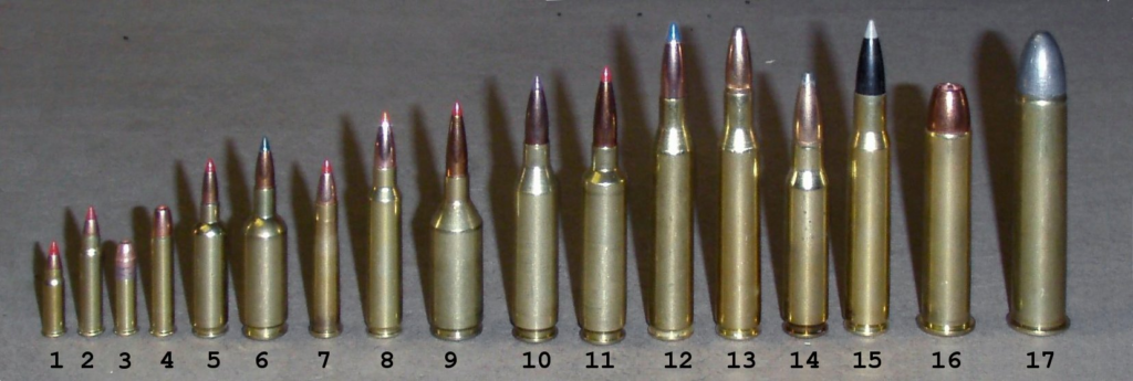 .17 HMR (2) Compared to Other Cartridges