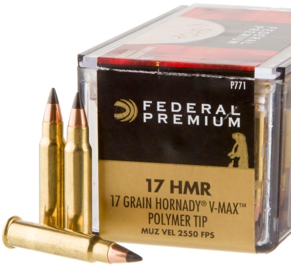 Federal Premium V-Max Polymer Tip
