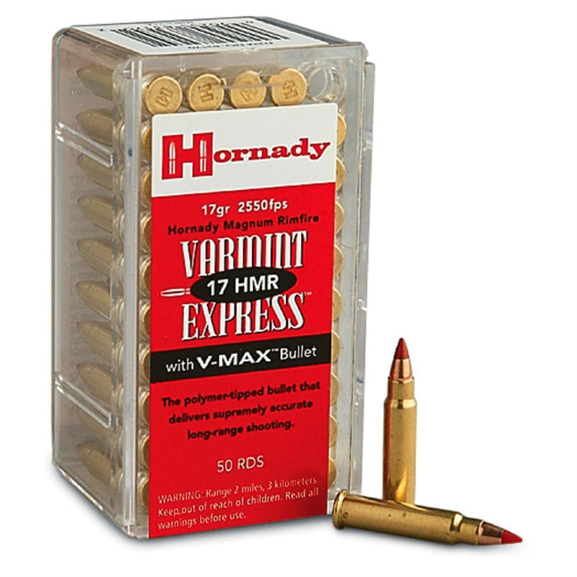 Hornady Varmint Express V-MAX