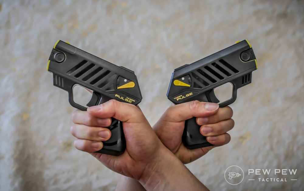 Taser Pulse Review:  Should It Be Part Of Your Non Lethal Weapons Arsenal?