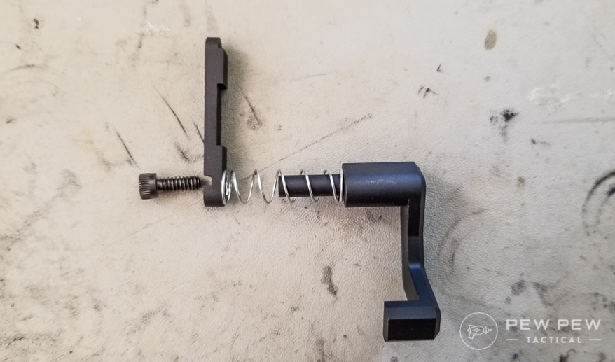 AR Maglock Assembly