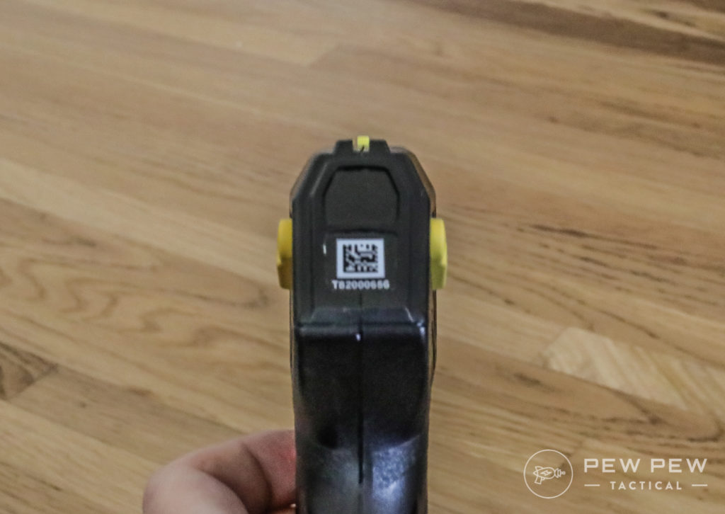 Taser Pulse Sights