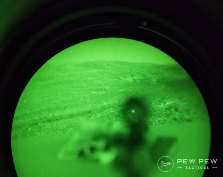 Aimpoint PRO Night Vision Mode