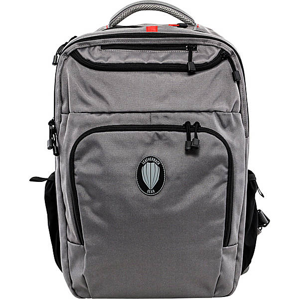 Bulletproof Backpack from Leatherback Gear
