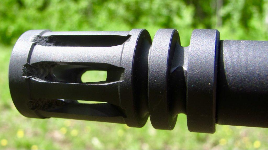 Colt M4 .22 LR Flash Hider