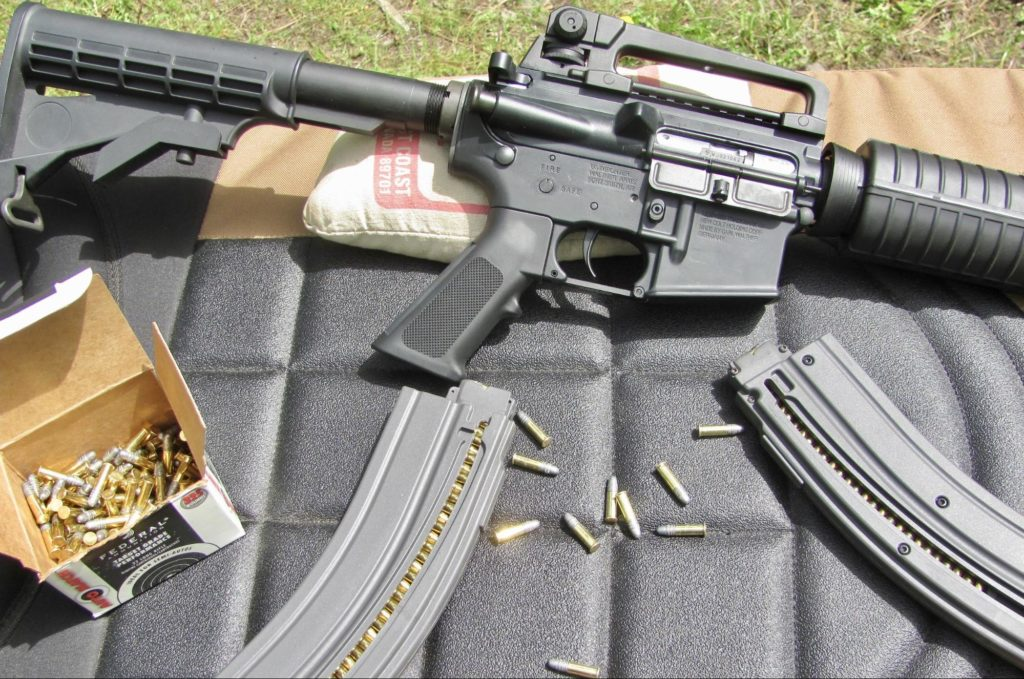 Best Ar 15 In 22lr Colt M4 22lr Others Pew Pew