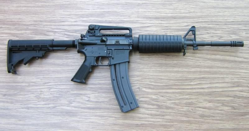 Colt M4 Carbine in .22 LR