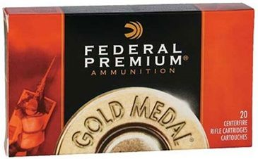 Federal 300 Win Mag 190gr Gold Medal Match HPBT