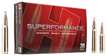 Hornady 180gr Superformance Interbond