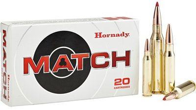 Hornady 300 Win Mag 195gr ELD-M