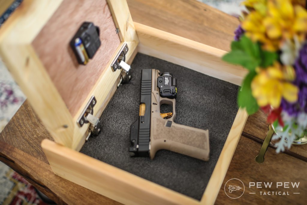 Groovy 7 Best Hidden Gun Safes For Home Security Subterfuge Interior Design Ideas Grebswwsoteloinfo
