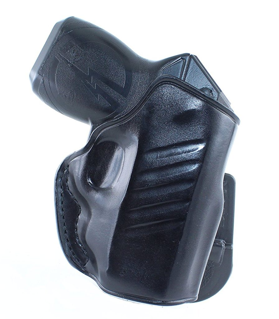 Leather Pulse Holster