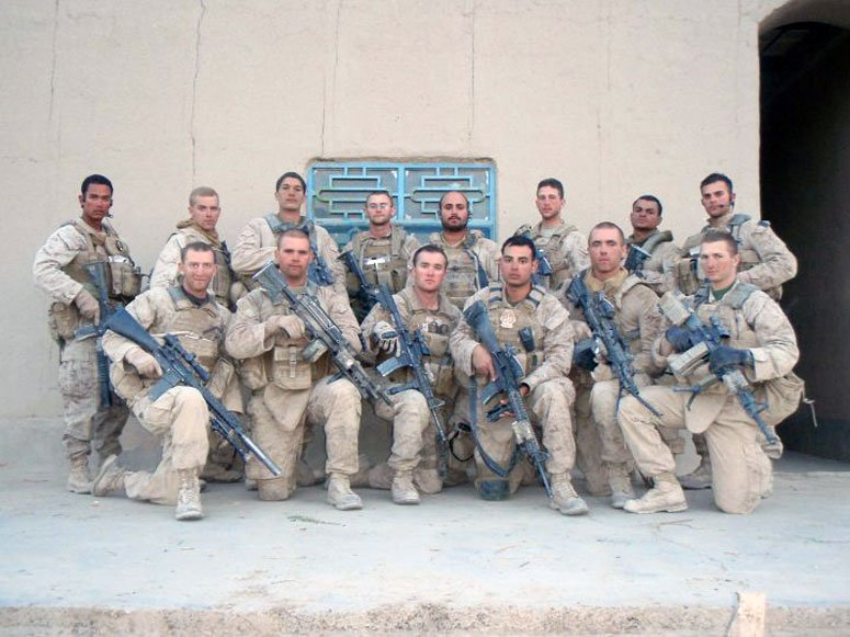 My Squad Helmand Province 2009 - Lots of ACOGs