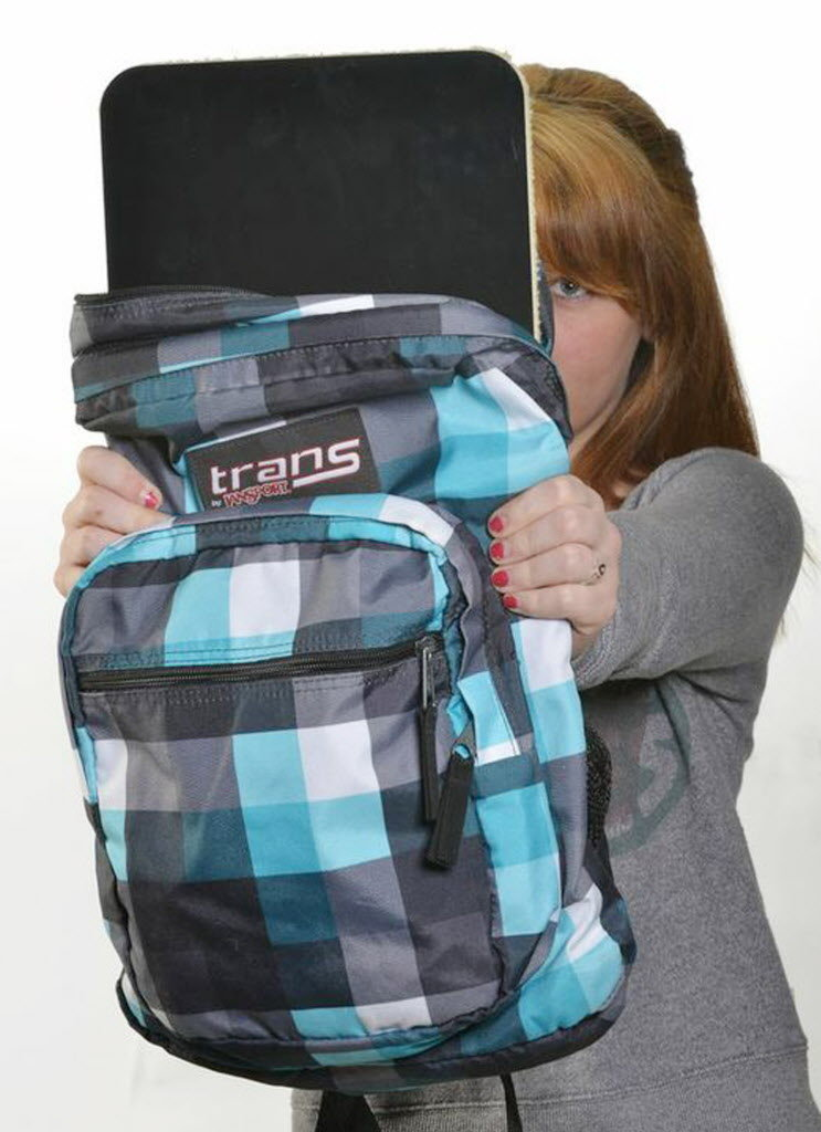 Panels can be used with any bag that they'll fit in.