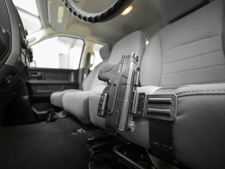 4 Best Car Holsters [2019]: DIY & Specific Purpose - Pew Pew