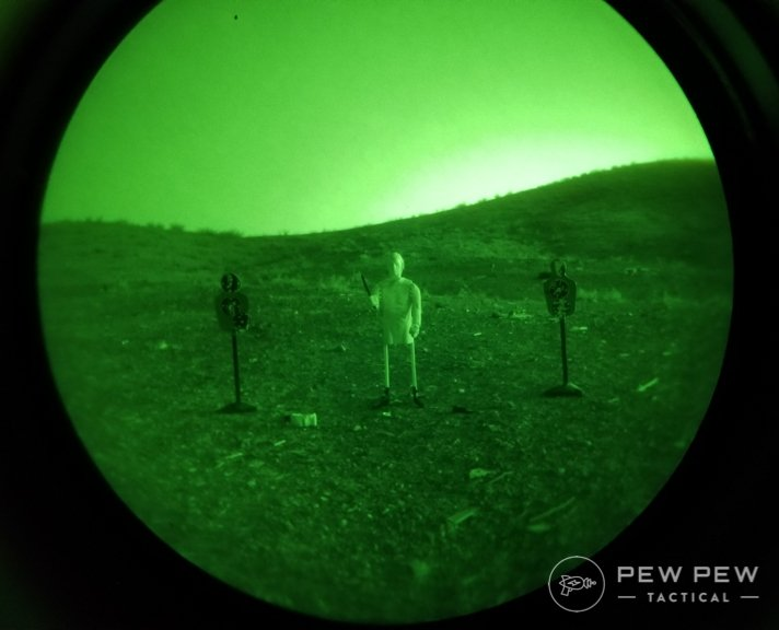 Targets at Night, ATN PVS14-3