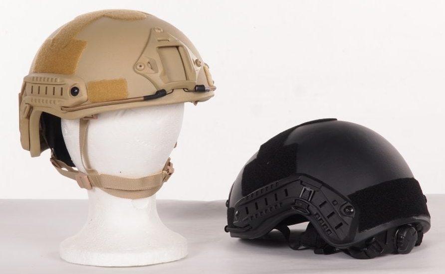 Vets MFG helmet - $350