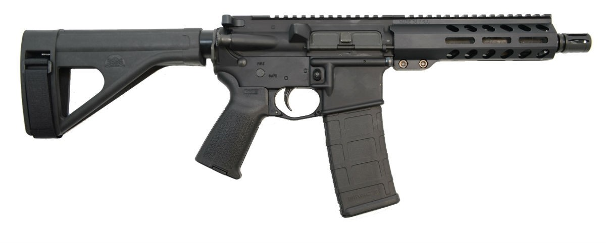 "Palmetto State Armory 7.5"" AR Pistol"